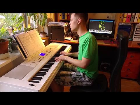 J. S. Bach - Prelude in C Major [Piano Cover]