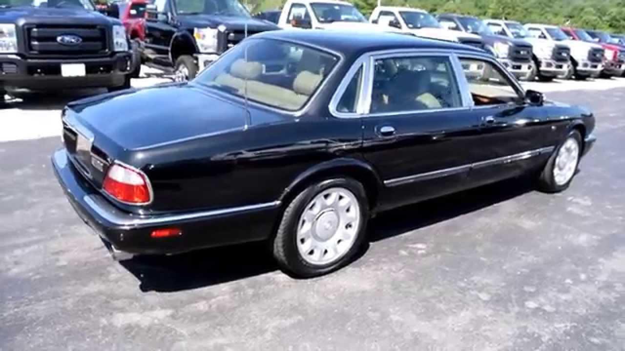 2001 Jaguar XJ Vanden Plas Supercharged
