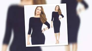 Wholesale Office Dresses For Professional Women Presented By Closeoutexplosion.c