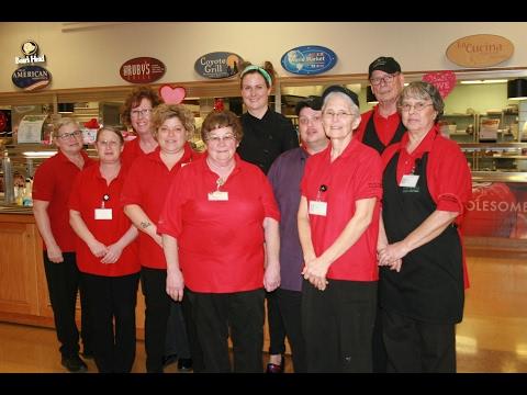 Chef Emily Visits York Suburban Senior High School