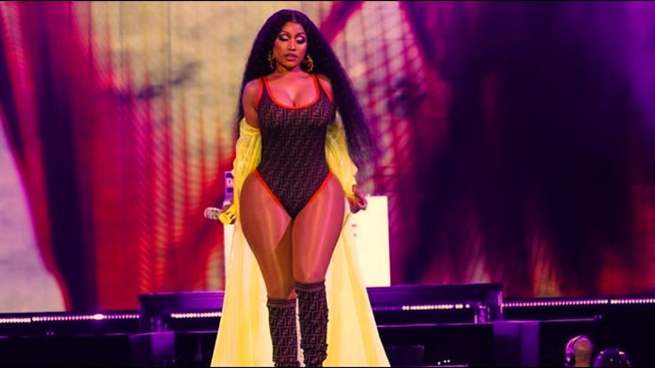 NICKI MINAJ CONCERT IN PARIS (FRANCE LIVE 2019, The Nicki ...