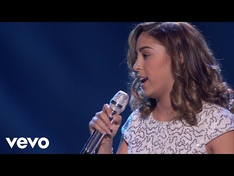 "Gianna Isabella - ""I Still Believe"" by Brenda K. Starr - AMERICAN IDOL"