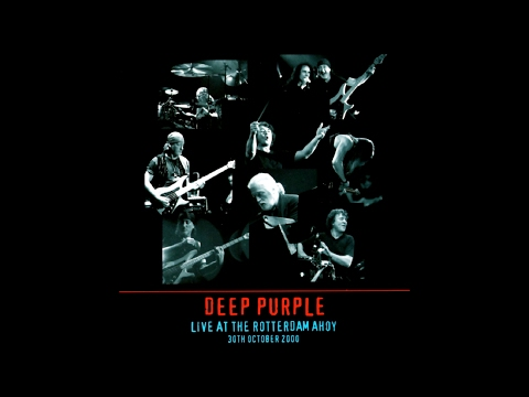 Deep Purple Live At The Rotterdam Ahoy (30th October 2000)