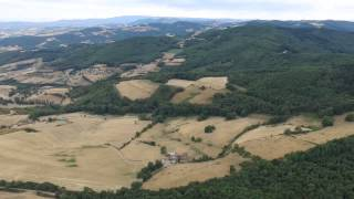 DJI PANTOM 3 PRO - Col de la Luere - POLLIONNAY
