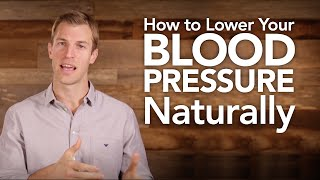 Wie zu Niedrigeren Ihren Blutdruck Natürlich | Dr. Josh Axe