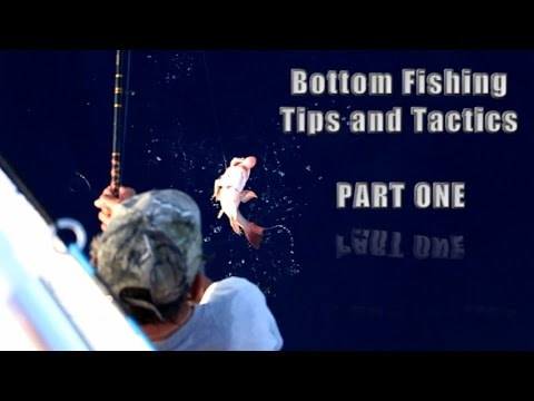 Pt. 1 Complete Guide to Offshore Bottom Fishing Deep Sea wit