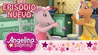 ♪ ✿  Angelina Ballerina Latinoamérica ♪ ✿  Angelina y la Limpieza de Primavera (EPISODIO COMPLETO)