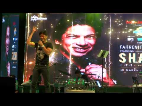 awesome mimicry of singers by shaan-1