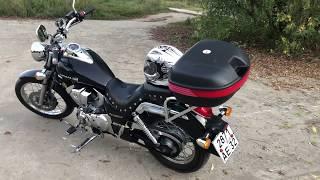 Первое впечатления от китайского мотоцикла Lifan lf 250b