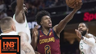 Collin Sexton 2018 NBA Preseason Highlights