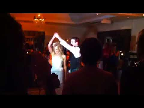 Clare & Graham's fab first dance