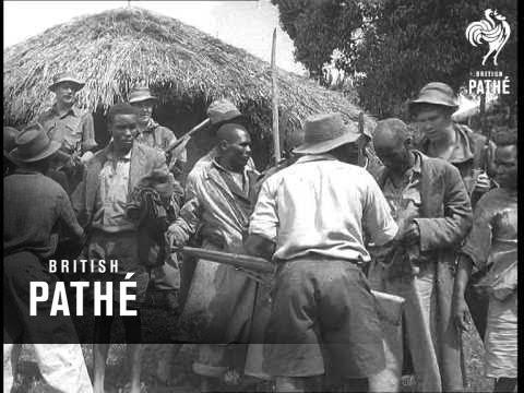 Operations Against Mau Mau (1954)