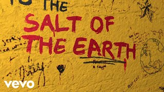 The Rolling Stones - Salt Of The Earth (Official Lyric Video)