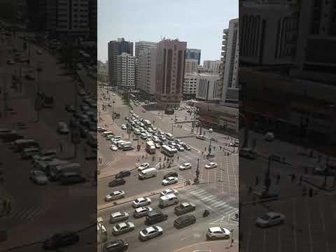 Road Discipline in Abudhabi