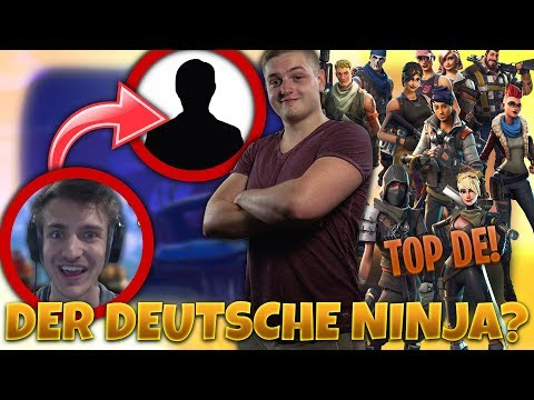 🏆DIE BESTEN DEUTSCHEN SPIELER IM TURNIER!   Der deutsche Ninja ist unbesiegbar!   Fortnite Deutsch