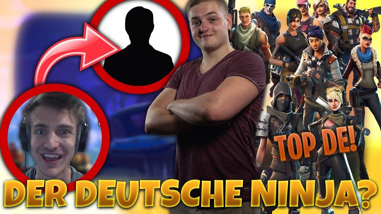Deutsche Fortnite Spieler