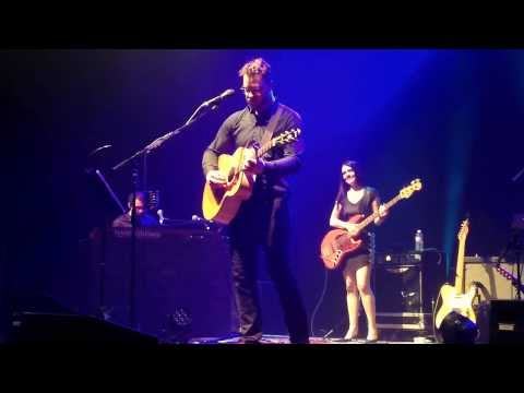 Amos Lee, Night Train, The Wiltern Theater, Los Angeles, February 21, 2014 - Second Encore