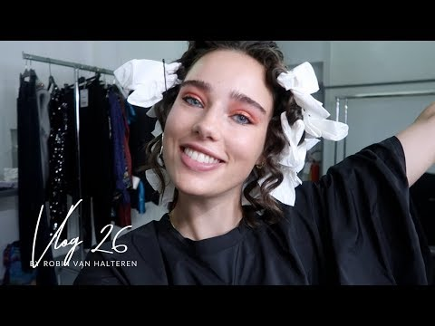 VLOG 26 | #BTS  Shooting a Fashion...