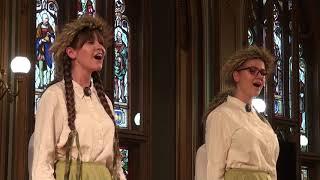 00073 Kuldīgas k. c. sieviešu vokālais ansamblis KARAMELES vokālo ansambļu konkursa finālā