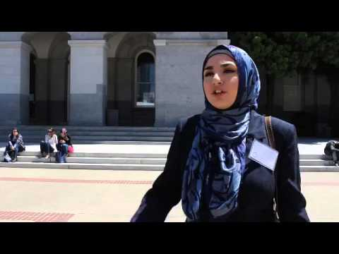 "Muslim youth activist on California's proposed ""Safe Place to Learn"" Act"