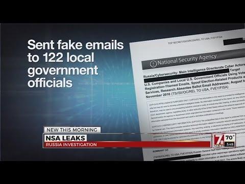 NSA leak