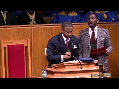 "January 19, 2013 ""Don't Be Scared - Walking By Faith Part II"" Pastor Howard-John Wesley"