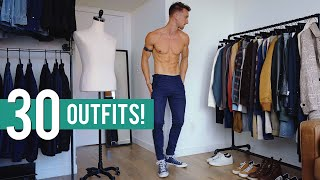 30 Casual Fall Outfit Ideas | Men's 2020 Autumn Lookbook