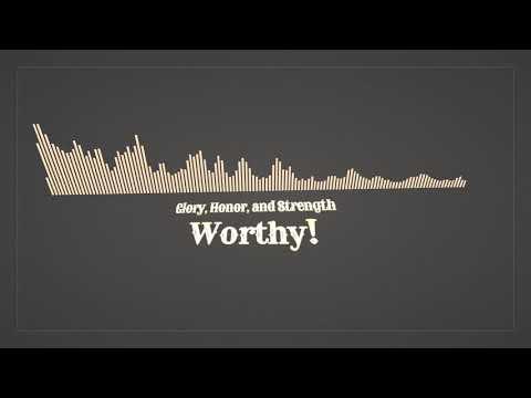 Beautiful Eulogy - Worthy (lyrics)