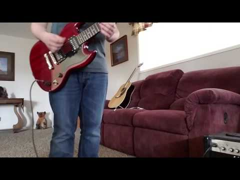 Sonic Youth - Dirty Boots Guitar Cover