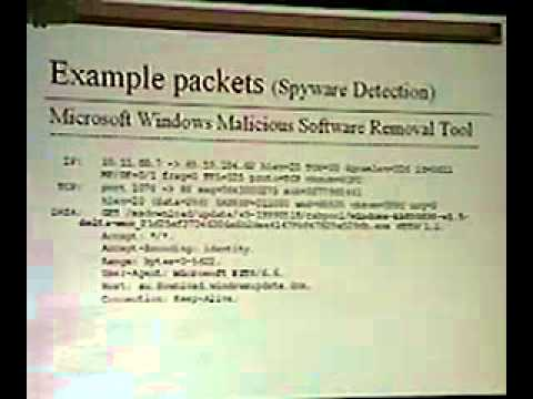 DEF CON 13 - jives, Passive Host Auditing