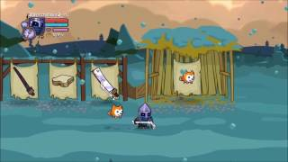 Castle Crashers Remastered X1 (ALL Weapons GUIDE) thumbnail