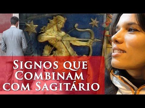 SIGNOS QUE COMBINAM COM SAGITÁRIO - QUAIS SIGNOS COMBINAM COM SAGITÁRIO - PAULA PIRES