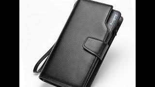Baellerry Men Leather Wallet from Aliexpress