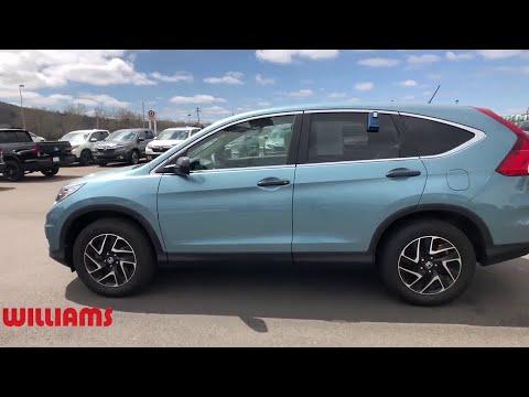 2016 Honda CR-V Elmira, Corning, Watkins Glen, Bath, Ithaca, NY HTP3029