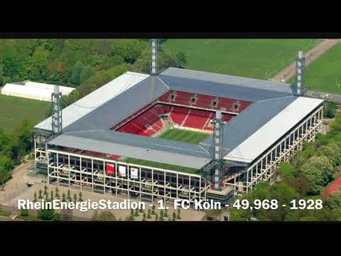 Bundesliga Stadiums - 2017/18 (Germany)
