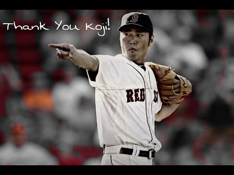 "Koji Uehara ""Thank You"" Mix ᴴᴰ"