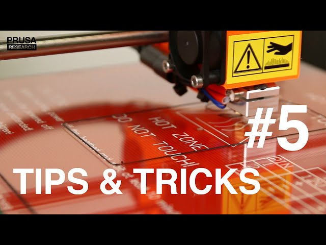 Perfect first layer - Tips and Tricks #5