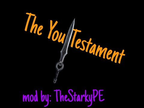 The You Testament:Infinity Blade Mod