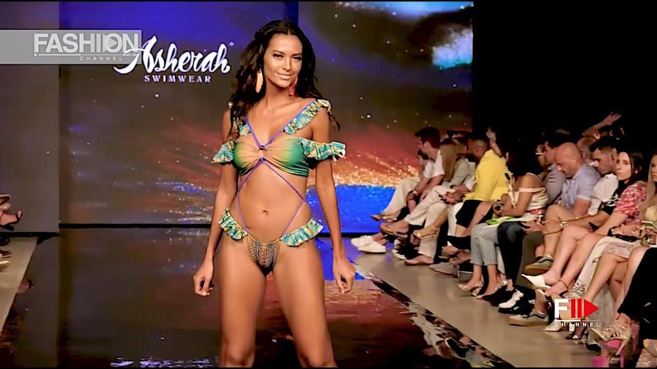 ASHERAH Art Hearts Fashion Beach Miami Swim Week 2019 SS 2020 - Fashion Channel
