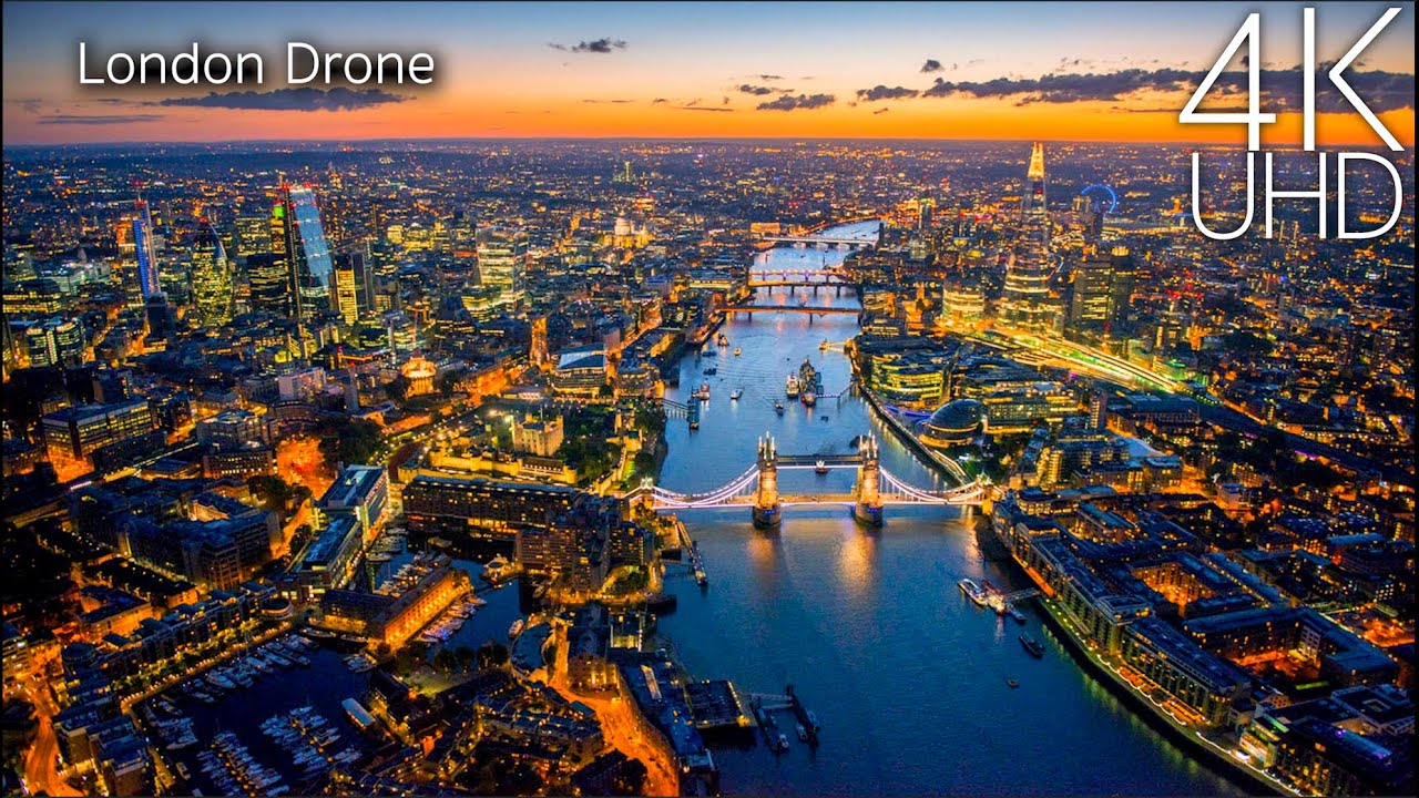 Download London in 4K UHD Drone