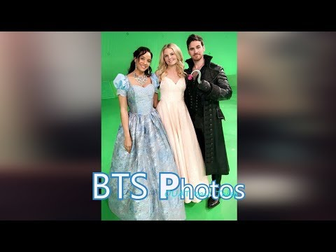 Once Upon A Time Series Finale Jennifer Morrison Emma is Back Filming–OUAT Season 7 Behind the Scene