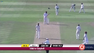 India 'A' v West Indies 'A' - Day Two LIVE STREAM