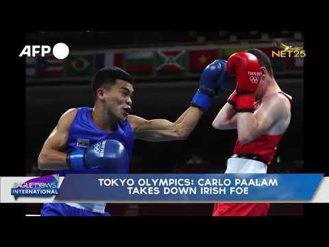 Tokyo Olympics: Carlo