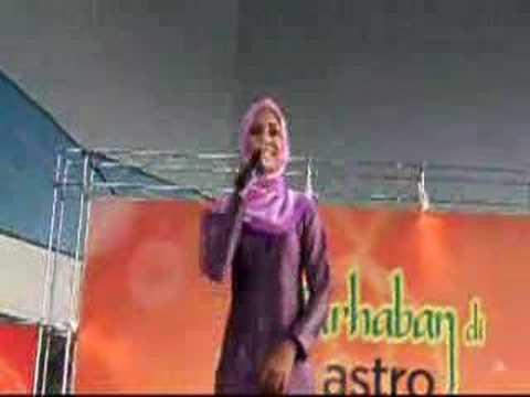 mila - pulanglah @ Marhaban Astro, Klang