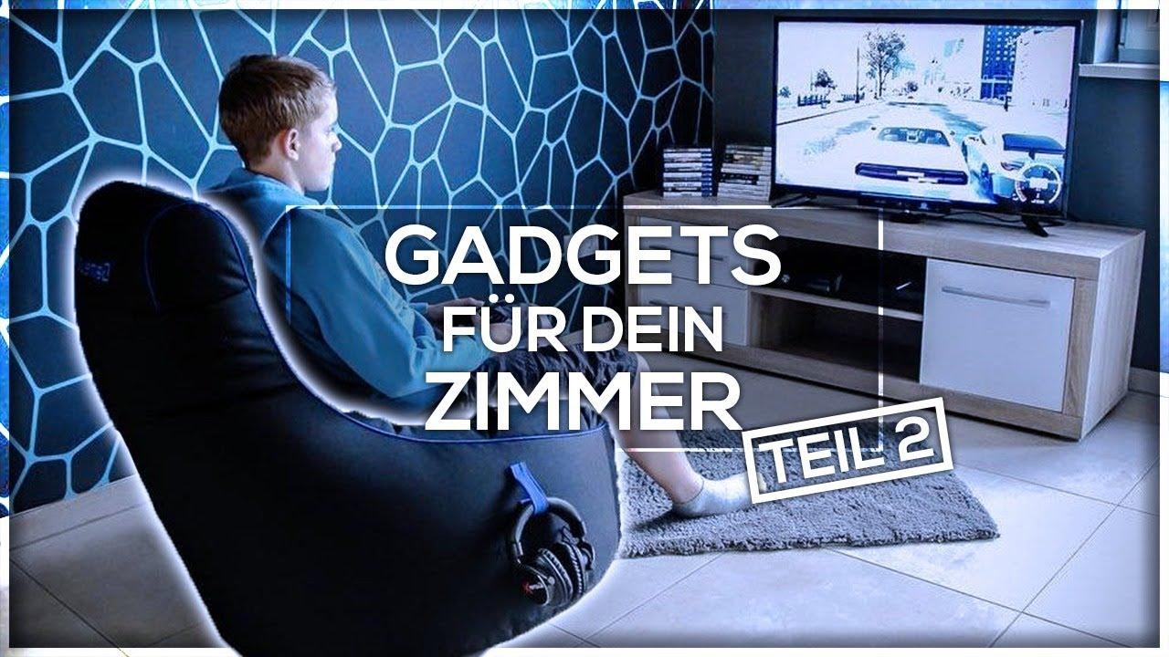 Die BESTEN Amazon GADGETS für DEIN Zimmer TEIL 2 (unter 100€) - YouTube