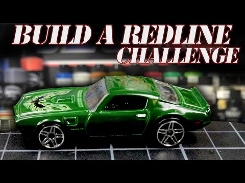 BUILD A REDLINE CHALLENGE W/Outlaw Speed Shop