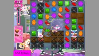 Candy Crush Saga Level 1089 No Boosters