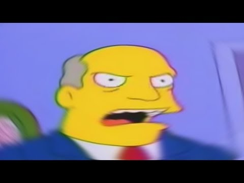 "Steamed Hams but Chalmers won't stop yelling ""SEYMOUR"""