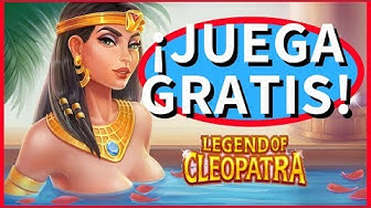 TRAGAMONEDAS GRATIS CLEOPATRA ► 👸 JUEGA ONLINE!