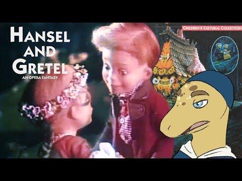 Hansel and Gretel: An Opera Fantasy(1954)-Animation Pilgrimage